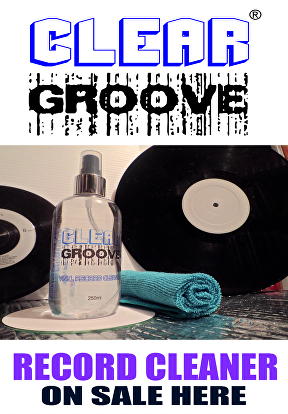 Clear Groove Website - record cleaner sold here!