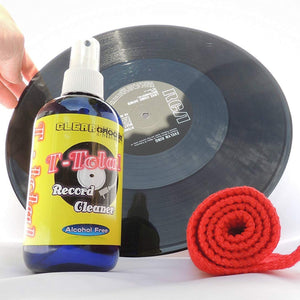T total vinyl cleaning fluid