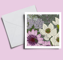 Load image into Gallery viewer, Cardiau Blodeuog / Floral Cards