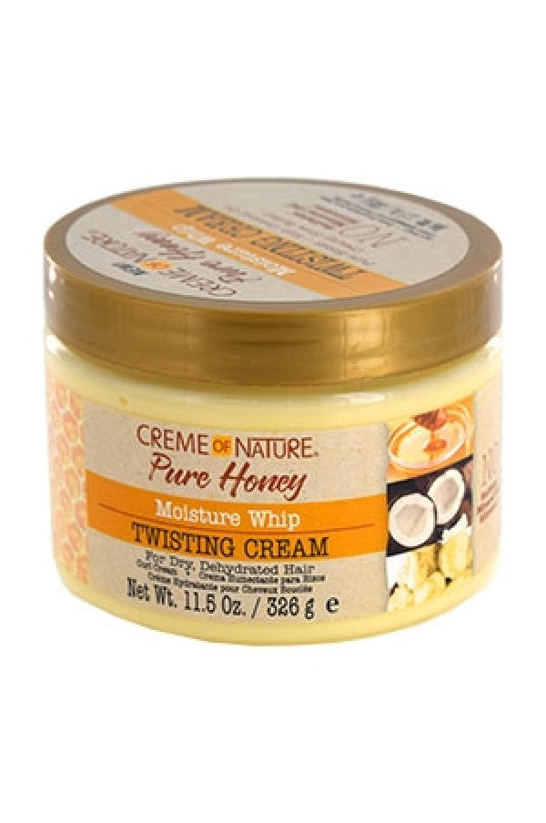 Creme of Nature Pure Honey Twisting Cream 326g