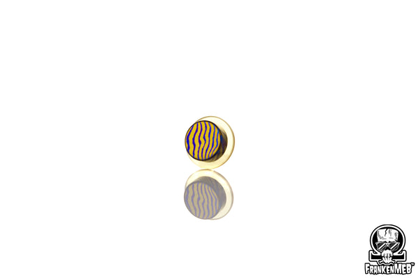 FrankenMEB™ MokuTi Button - Plain
