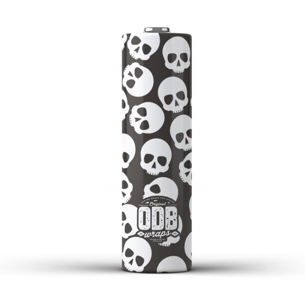 ODB Wraps - skullz  (Pack of 4)
