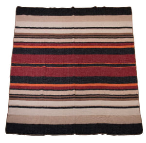 PIKE BROTHERS 1969 SUNSET BLANKET RED