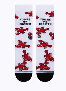 STANCE YOURE MY LOBSTER
