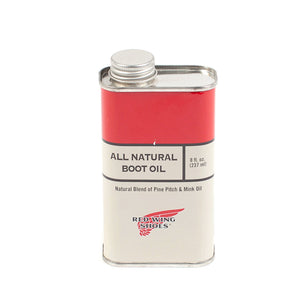 RED WING SHOES ALL NATURAL BOOT OIL ITEM NO. 97103