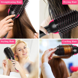 BunnyBrush - Drying & Volumizing Hot Air Hair Brush
