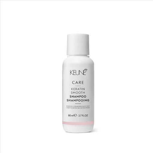 KERATIN SMOOTH CARE SHAMPOO 80 ML