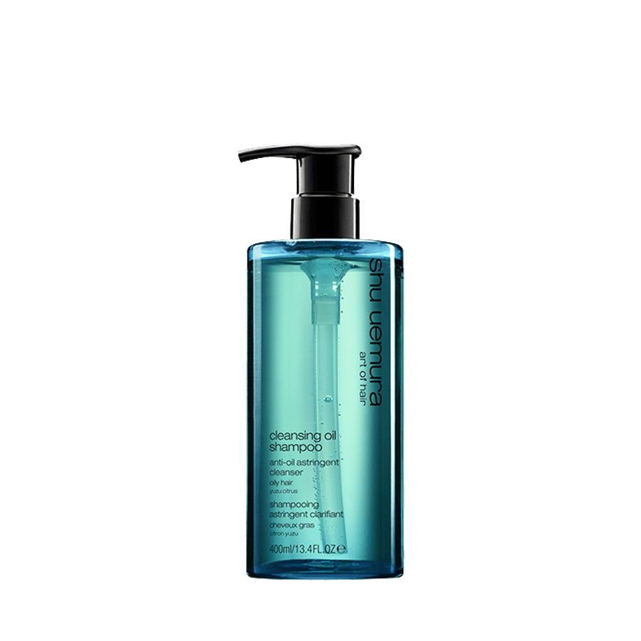 Shu Uemura Cleansing Oil Shampoo - Anti Oil Astringent Cleanser 400ml