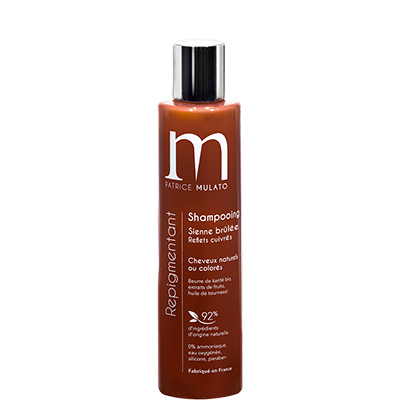 Mulato Shampoo Siena Burnt / Coppery