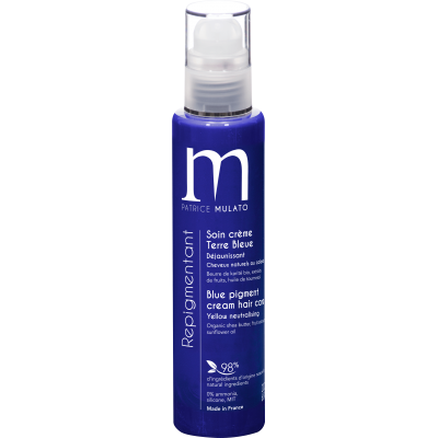 Mulato Conditioner Earth Blue Déjaunissant