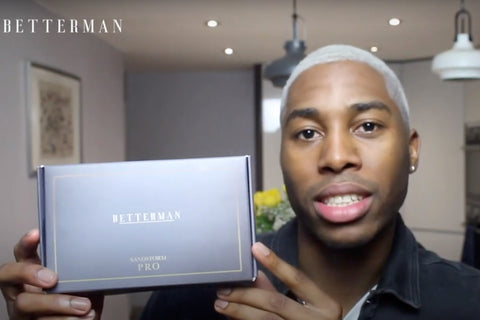 Aaron Francis x BETTERMAN: The Original Mens Foot File | Betterman