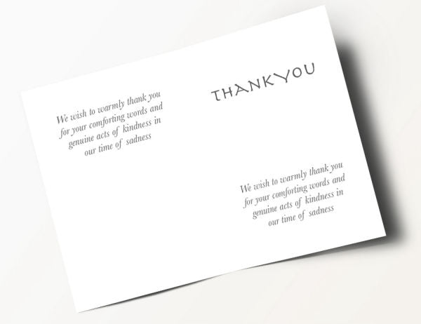 Aboriginal Thank You Card 2 - Manta