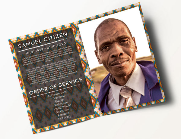 Africa Order of Service 4