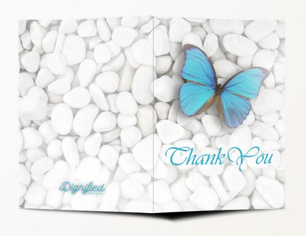 Contemporary Thank You Card 1
