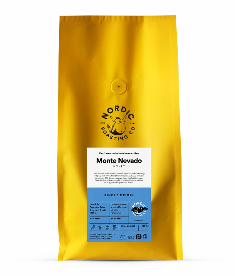 Monte Nevado – Washed Arabica – Copan – Honduras