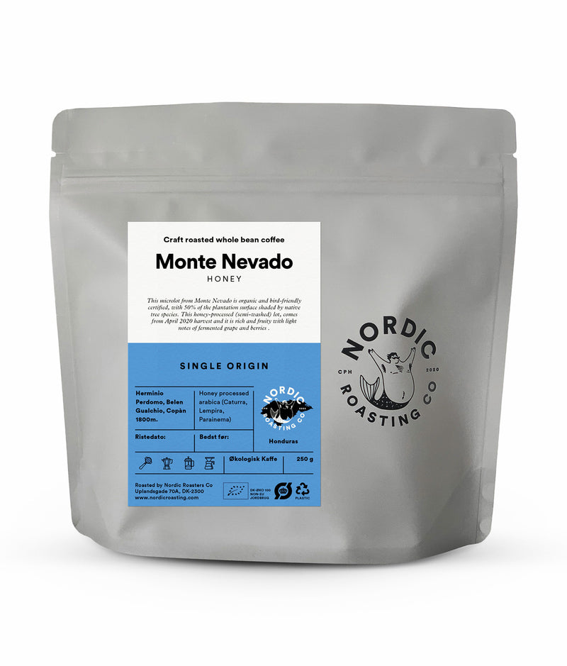 Monte Nevado – Honey – Copan – Honduras