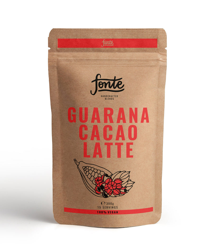 Guarana Cacao Latte