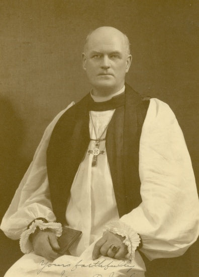 Right Reverend I.O. Stringer, n.d.