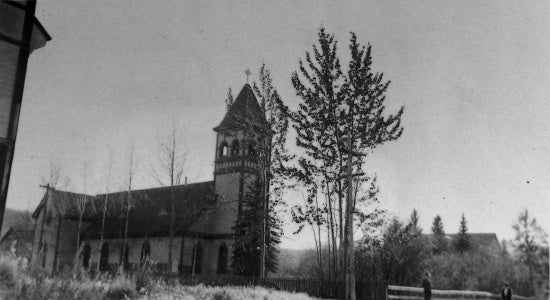 St. Paul's Anglican Church, 1934