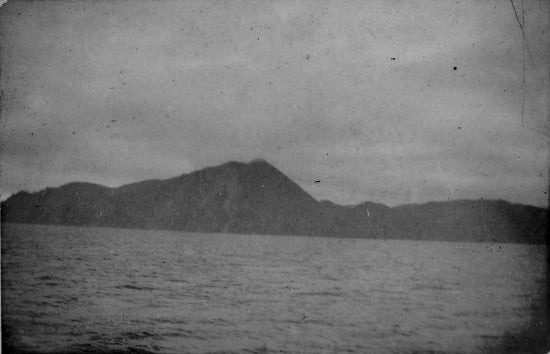 Oct 19/99 Aleutian Islands approaching Unalaska from North