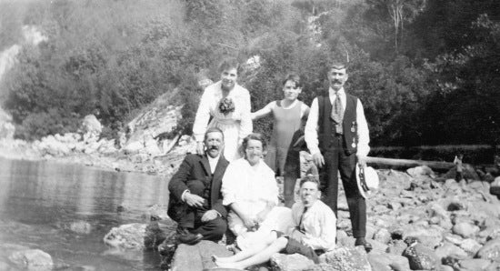 Group Portrait, c1914