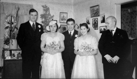 Wedding Portrait, c1939