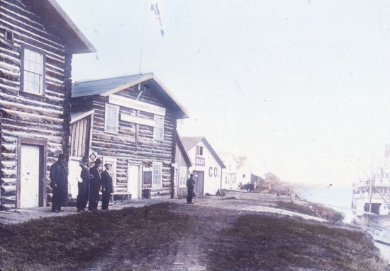 Northern Commercial Company, c1900.