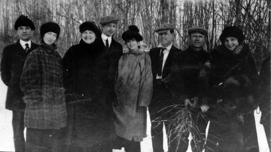 Group Portrait, c1912.