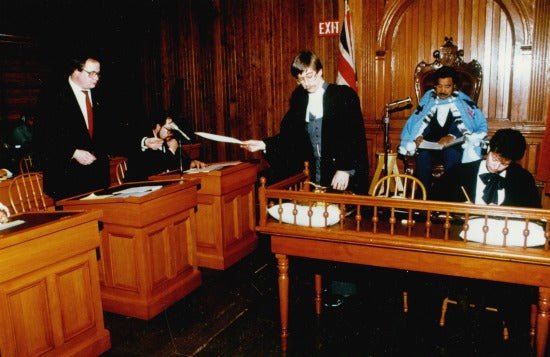 Special Sitting of the Legislature, March 24, 1988.