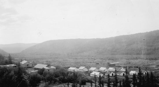 Hunter Bunkhouses, 1939.