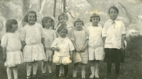 Group Portrait, c1914.