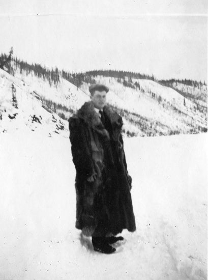 Portrait in Winter, c1912.