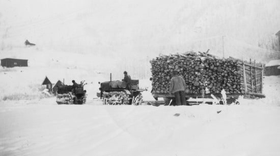 Wood for Bear Creek Camp, n.d.