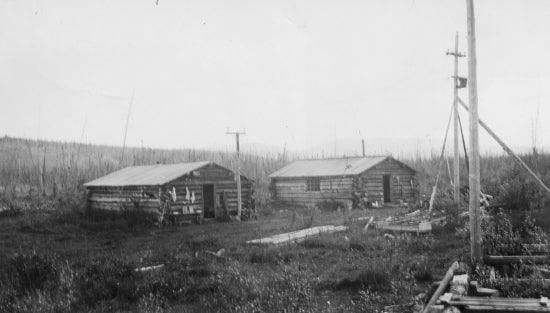 Two Cabins, c1935