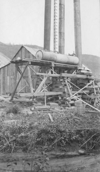 Hoppes Live Steam Feed Water Purifier, August 1912.