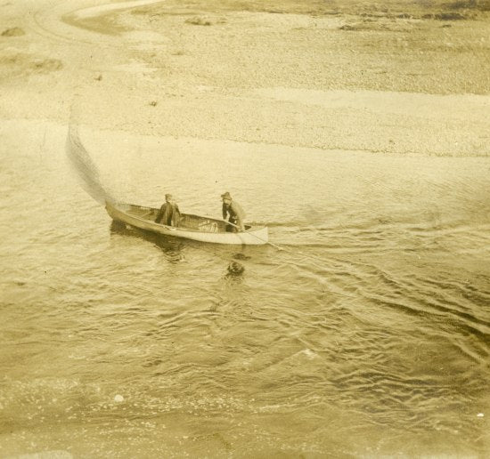 Travelling by Boat, n.d.