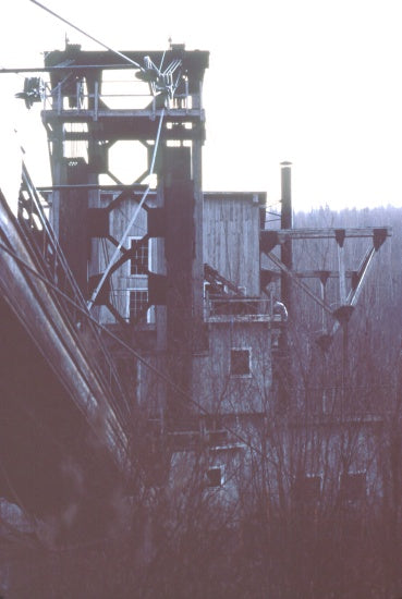 Dredge No. 4, May 1976.