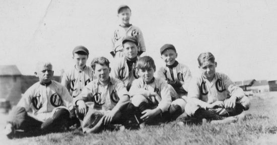 Coates' Colts, 1921.