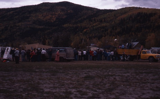 Outhouse Race, September 7, 1981.