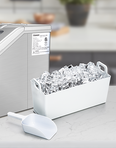 How to properly use an ice maker? - euhomy