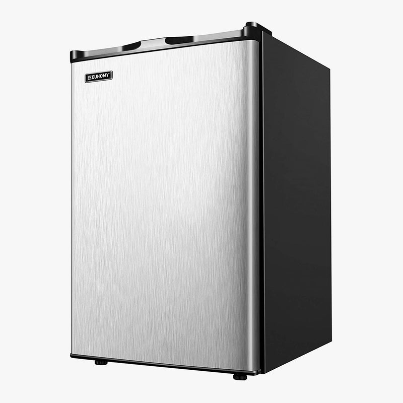 Euhomy Cubic Feet Upright Freezer Silver 3.0