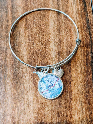 Daisy Mae Designs Charm Bracelet - The Gregarious Goose