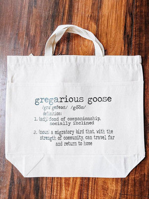 Food Pantry Fundraiser - The Gregarious Goose