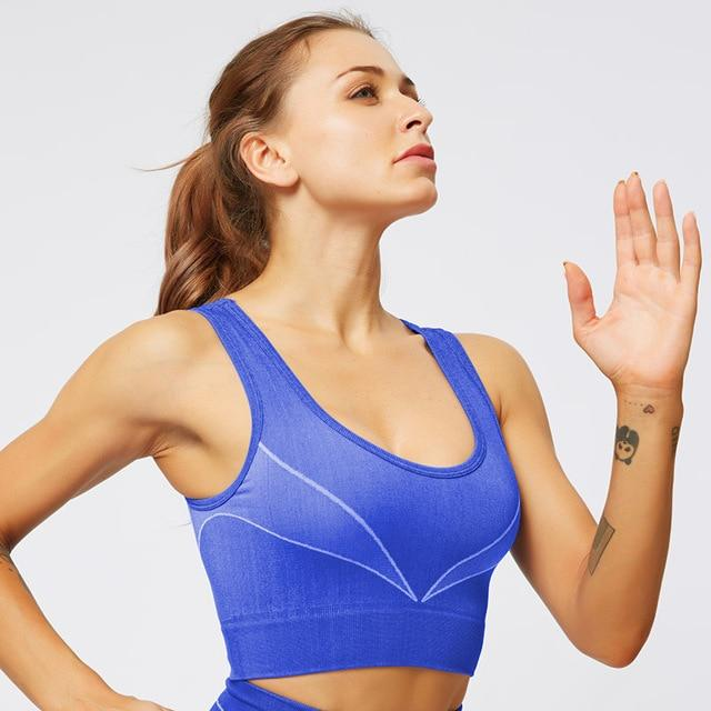 Invigorate Seamless Bra Set II - Polonium Co.
