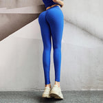 Aqua Leggings - Polonium Co.
