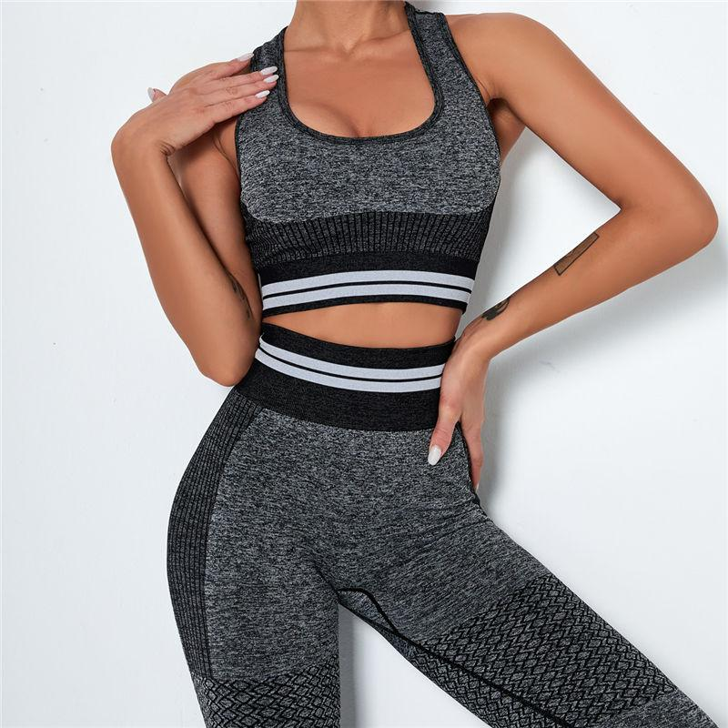 Freestyle Seamless High Waisted Top - Polonium Co.