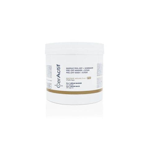 Masque Peel-Off Argan 2-en-1 - Cerepharma