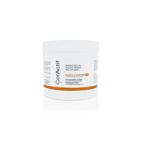 Masque Peel-Off Dynamisant - Cerepharma