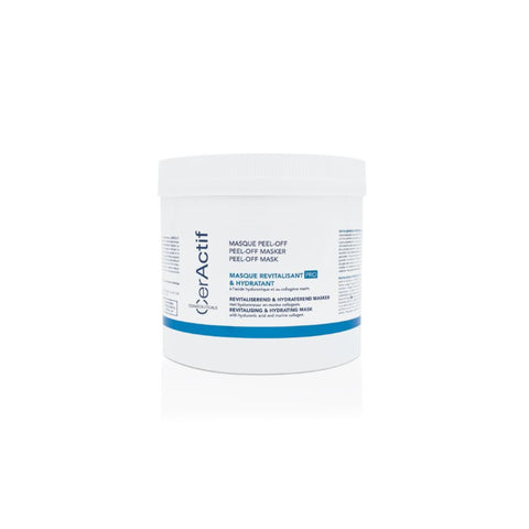 Masque Peel-Off Revitalisant & Hydratant - Cerepharma