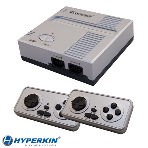 Retron System (silver)
